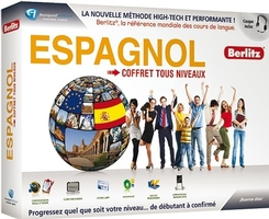Image miniature Berlitz Espagnol Tous Niveau