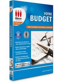 Image miniature Votre Budget