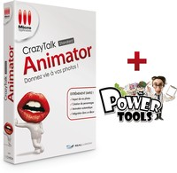 Image miniature CrazyTalk Animator PowerTool