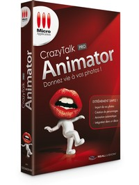 Image miniature CrazyTalk Animator Pro