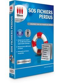 Image miniature SOS Fichiers Perdus