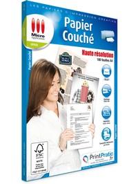 Image miniature Papier Couché Haute Def