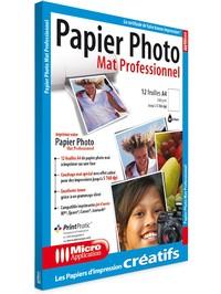 Image miniature Papier Photo Mat Professionn