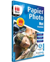 Image miniature Papier Photo Mat A4