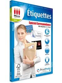 Image miniature Etiquettes Correspondance