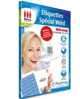 etiquettes sp cial microsoft word etiquettes cd dvd. Black Bedroom Furniture Sets. Home Design Ideas