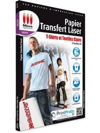 Image miniature Papier transfert laser