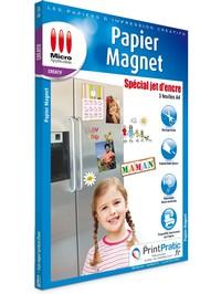 Image miniature Papier Magnet