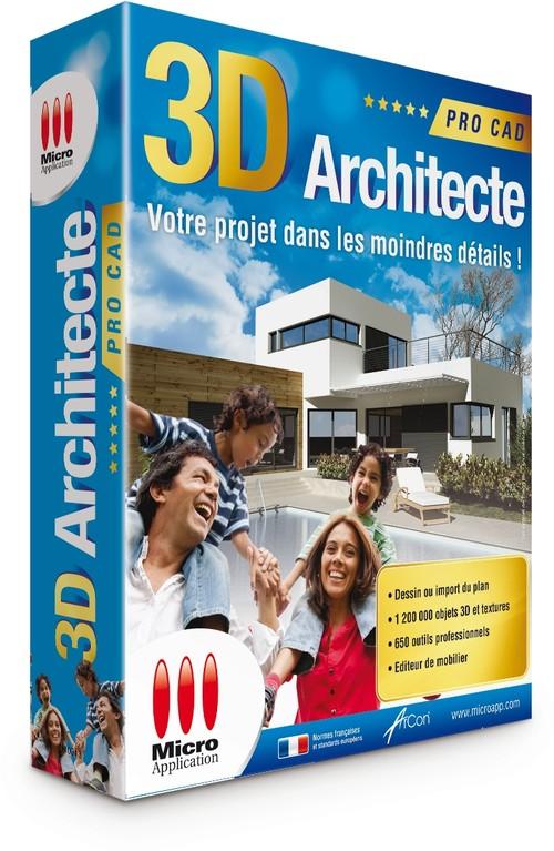 Architecte 3dhd expert cad for 3d jardin torrent