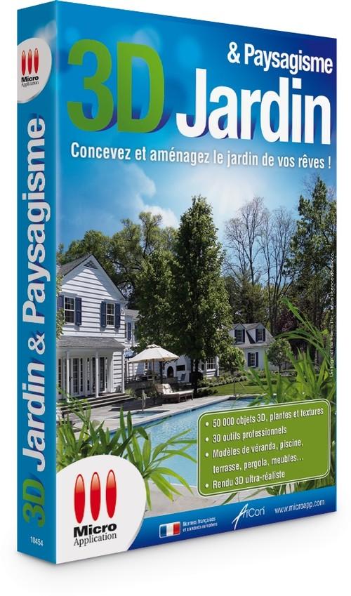 3d jardin paysagisme for Amenagement jardin 3d logiciel gratuit