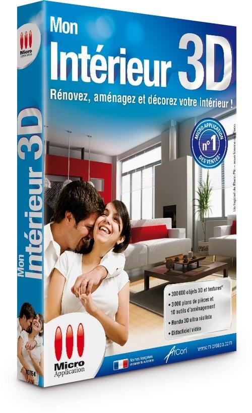 Logiciel mon int rieur 3d - Mon interieur 3d gratuit ...