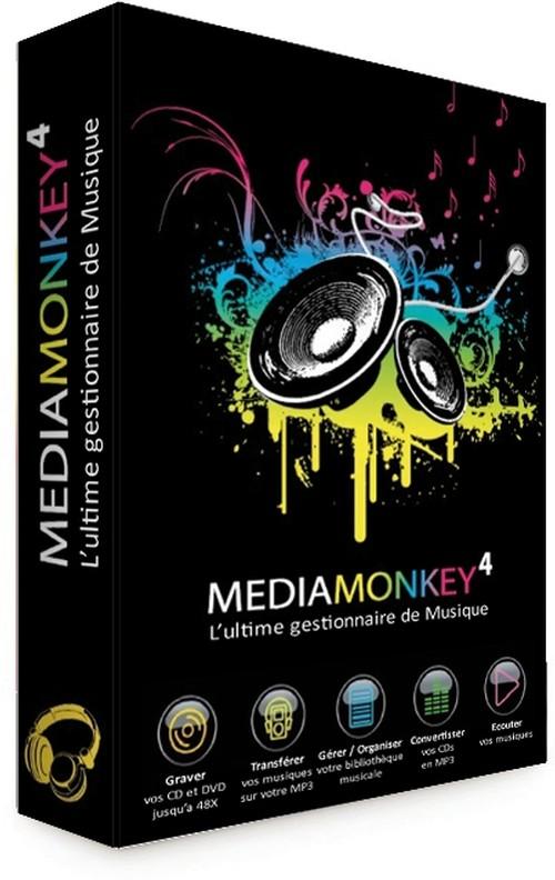 mediamonkey 4 musique. Black Bedroom Furniture Sets. Home Design Ideas