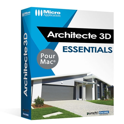 Architecte 3d mac gratuit gallery of logiciel architecte for Exterieur 3d gratuit