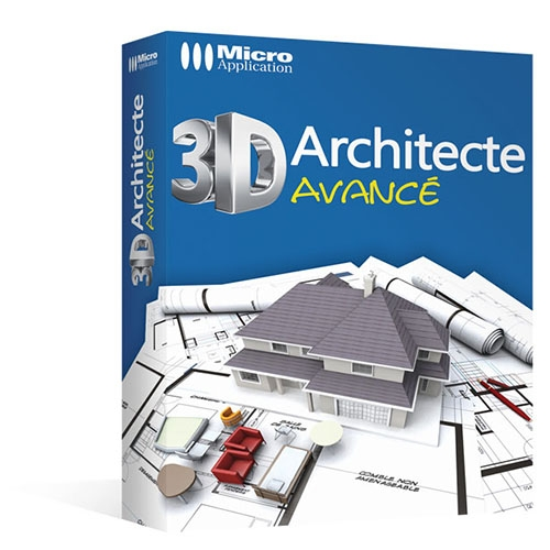 3d architecte avanc for Architecte 3d video