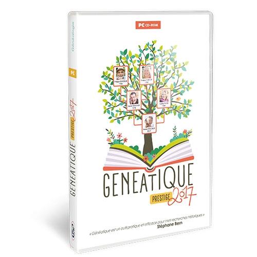 Image Miniature Geneatique 2017 Prestige