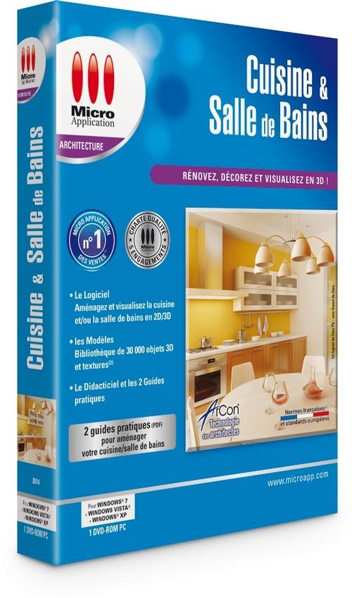 Ma cuisine salle de bains 3d for L outil 3d cuisine koncept by confo