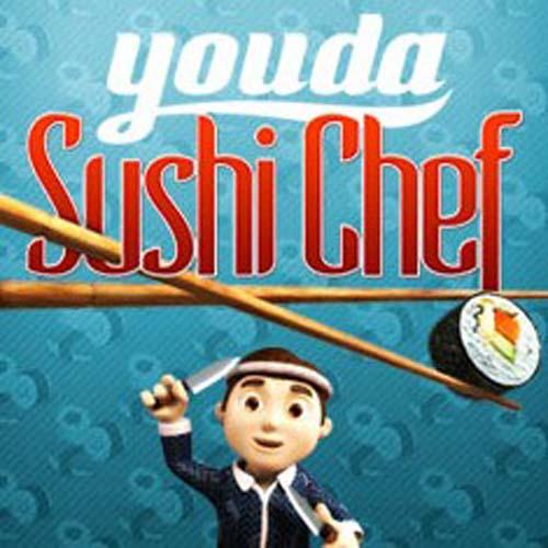 youda sushi chef jeux. Black Bedroom Furniture Sets. Home Design Ideas