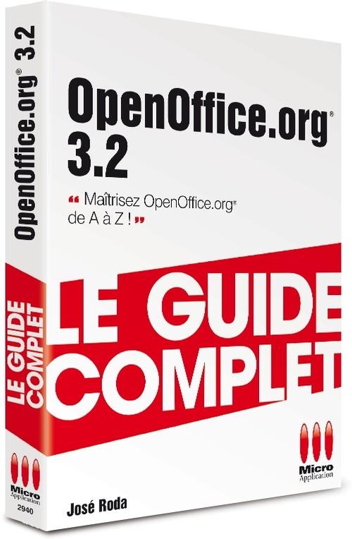 Dcouvrez Les Principaux Logiciels De La Suite Bureautique Gratuite OpenOfficeorg 32
