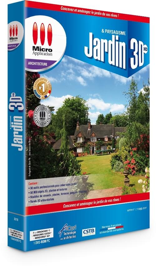 3d jardin paysagisme for Logiciel 3d jardin