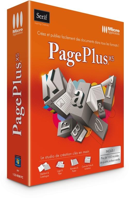PAGE PLUS X5