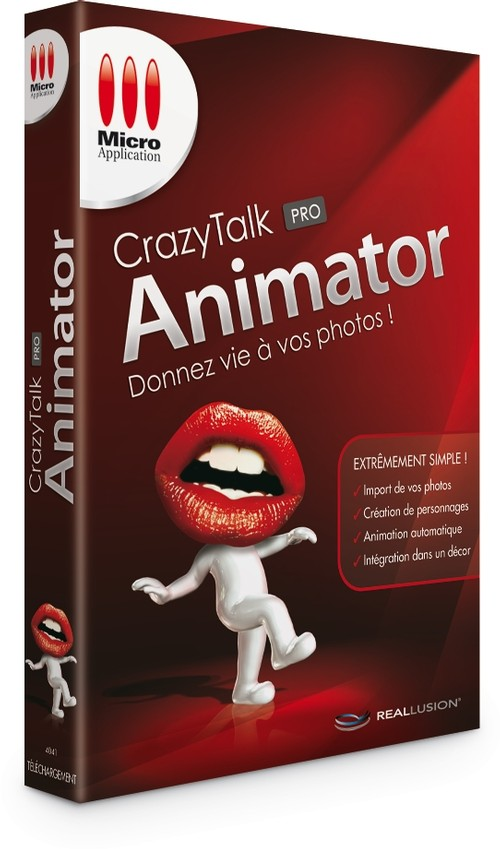 Crazytalk animator pro for Application dessin 3d