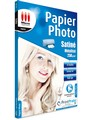 Papier Photo Satiné Métallis
