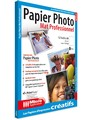 Papier Photo Mat Professionn
