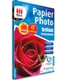 Papier Photo Brillant A4